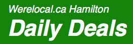 WereLocal.ca Hamilton Deals Logo