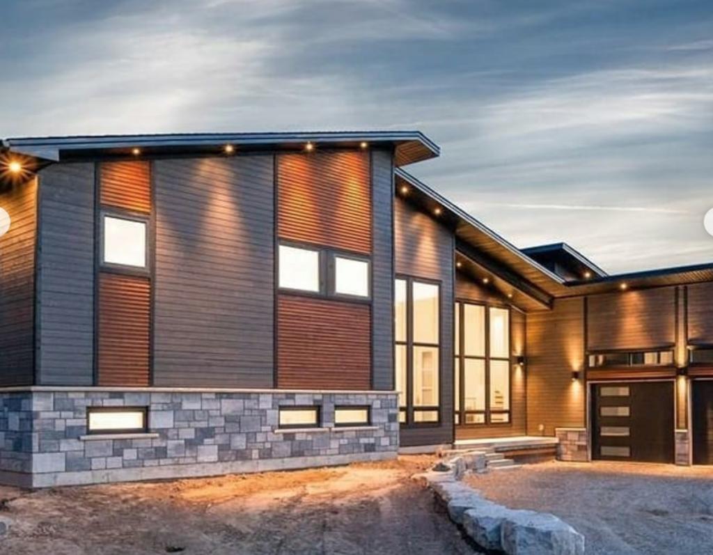 custom outdoor electrical lighting