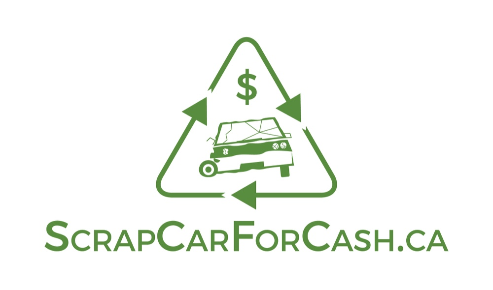Logo for ScrapCarforCash.ca