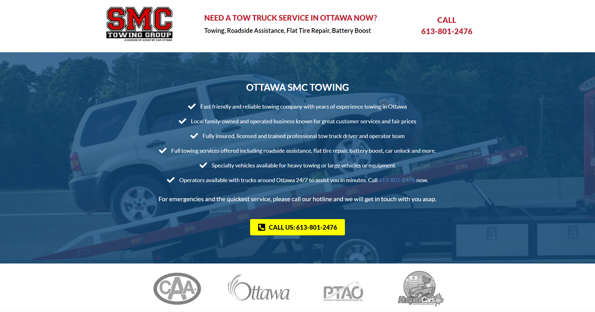 best towing company